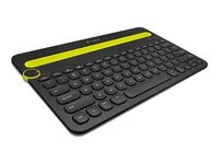 Logitech Multi-Device K480 - keyboard - English